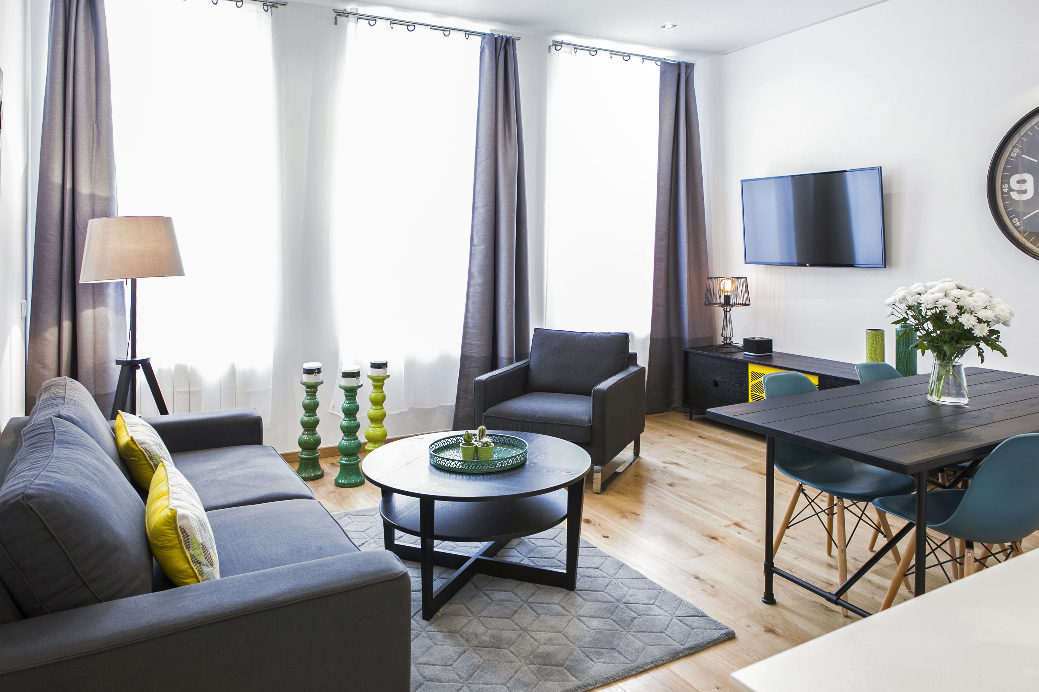 flandres appart hotel4 apm decoration home staging. Black Bedroom Furniture Sets. Home Design Ideas